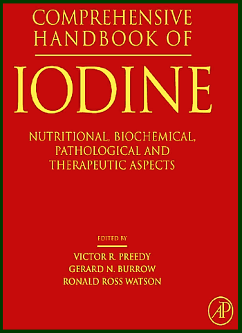 comprehensive book on iodine
