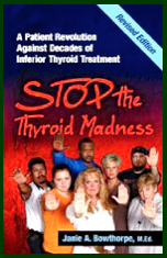 stop the thyroid mad..f