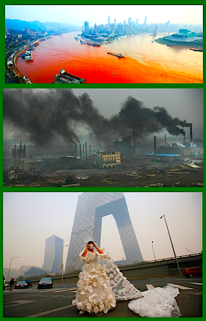 Pollution-China