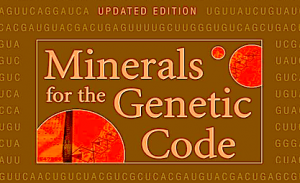 Minerals of the genetic code -cover