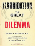 book cover F. Great Dilemma m copy
