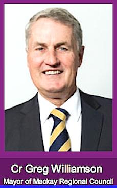 Cr Greg Williamson