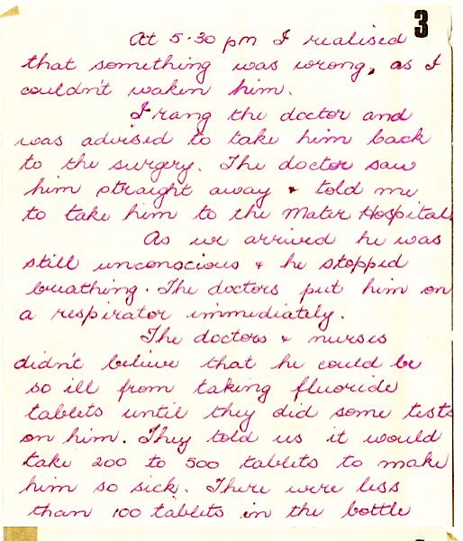 Burton letter hand 3