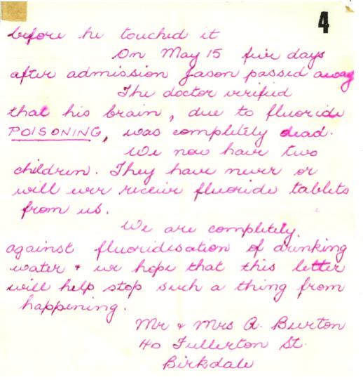 Burton letter hand 4