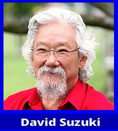 David Suzuki f