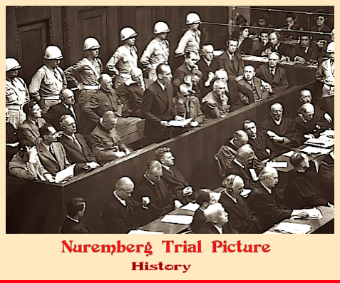 Nuremberg Trial Pictrue f
