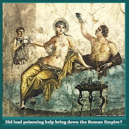 Roman wall image ff