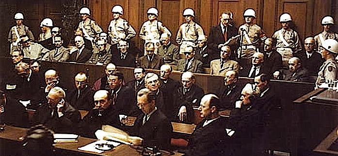 Nureberg War Crime Trials