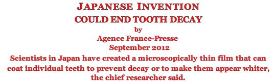 Japanese-invention