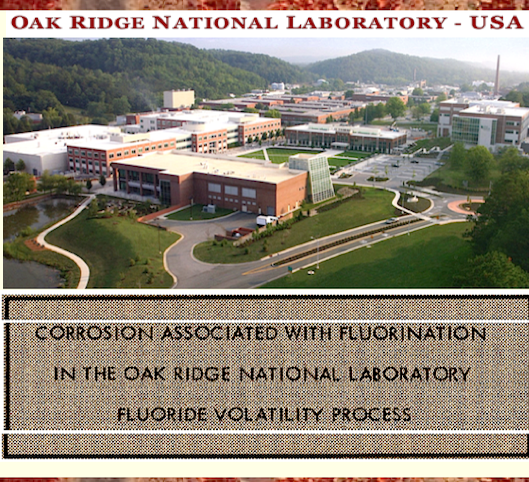 Oak ridge Lab New