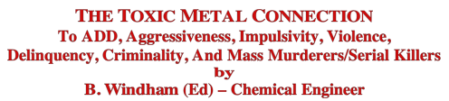 Toxic-metal-connection