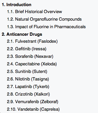Flu. drugs a
