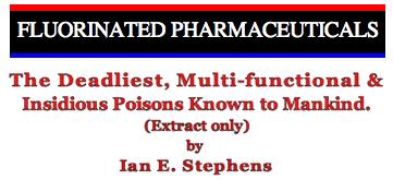 Fluorinated Pharmaceuticals Image