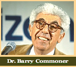 Barry Commoner f