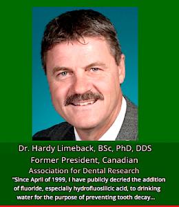 Dr. Hardy Limeback ff