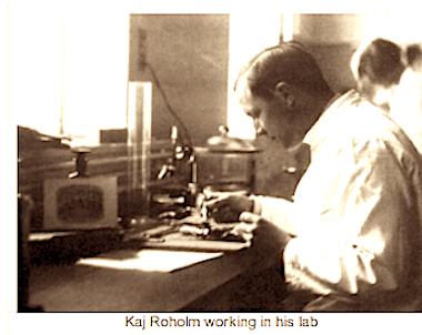 Karl Roholm