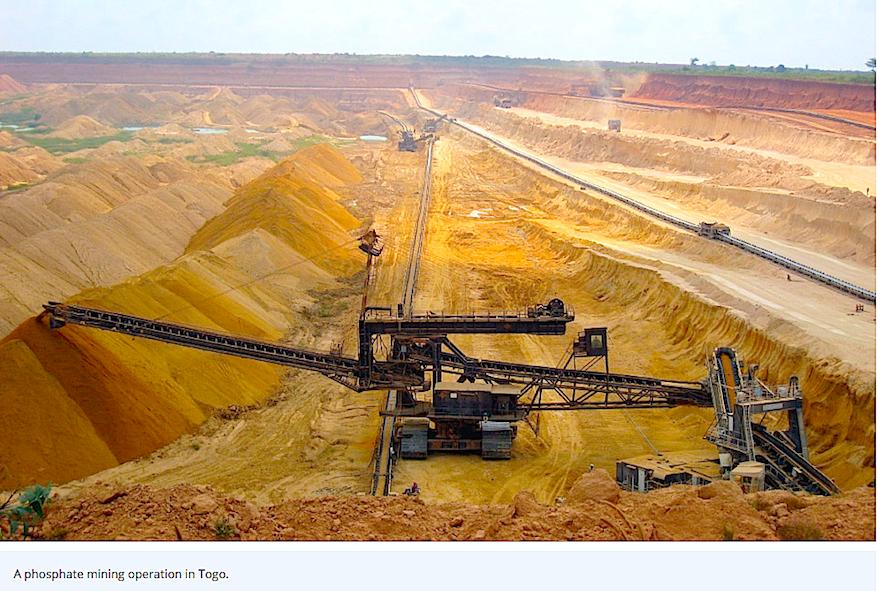 phosphate-mining-Togo