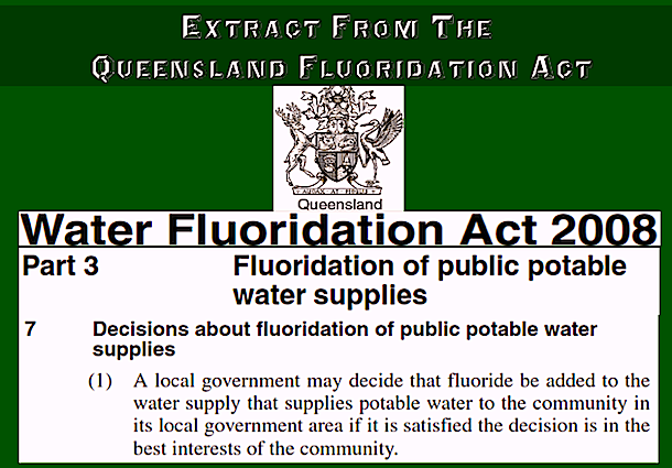 Extract Qld F. Act f