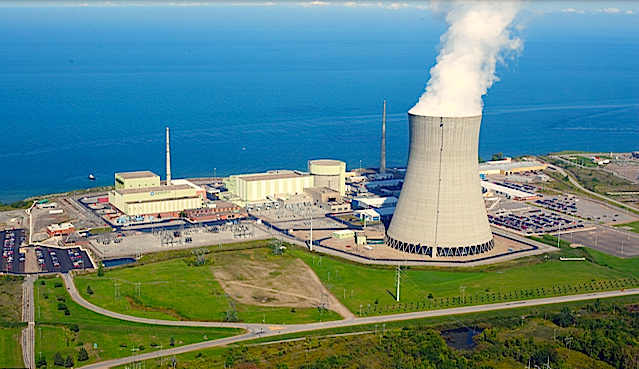 image of Nuclear Power station