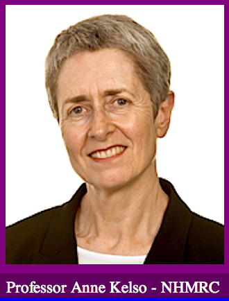 Image of Anne Kelso NHMRC