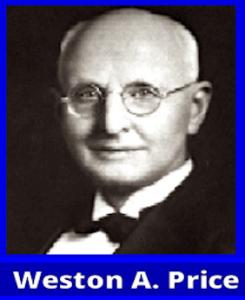 Weston A. Price Image f