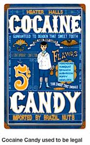 cocane-candy